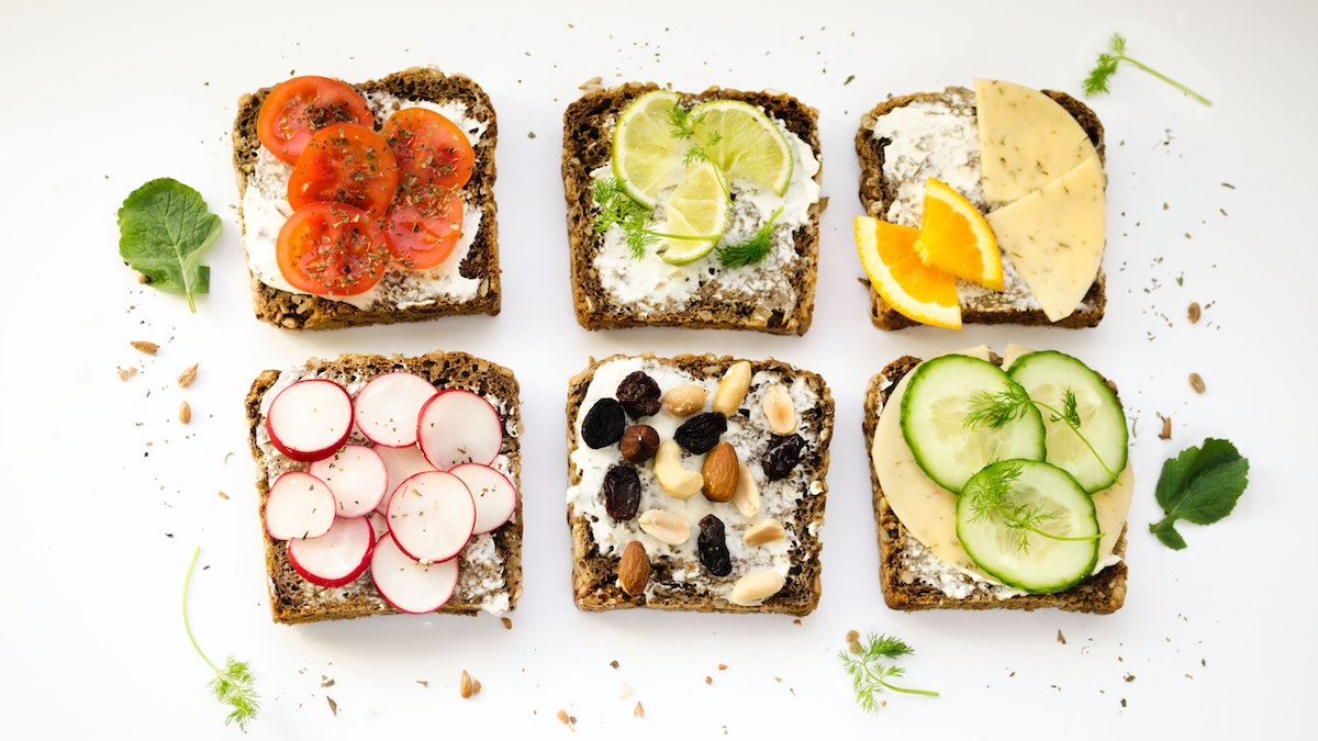 The perfectly balanced snack hack: don't be restrictive in what you're allowed to eat, instead invite more variety onto the plate.